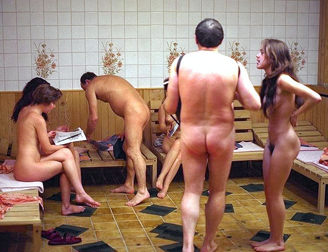 An Expats Account Of Getting Naked At A German