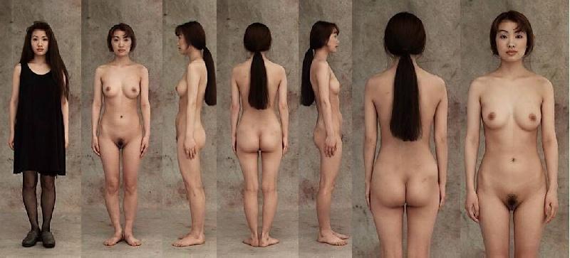 Asiatiques nues : Galerie de photos et gif sexy
