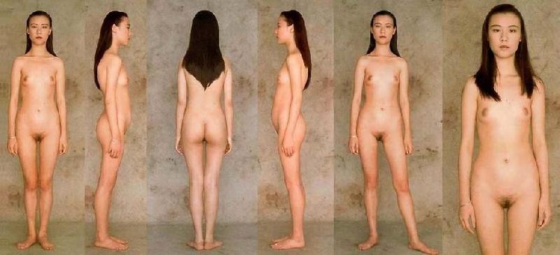 Photos gratuites d'asiatiques nus