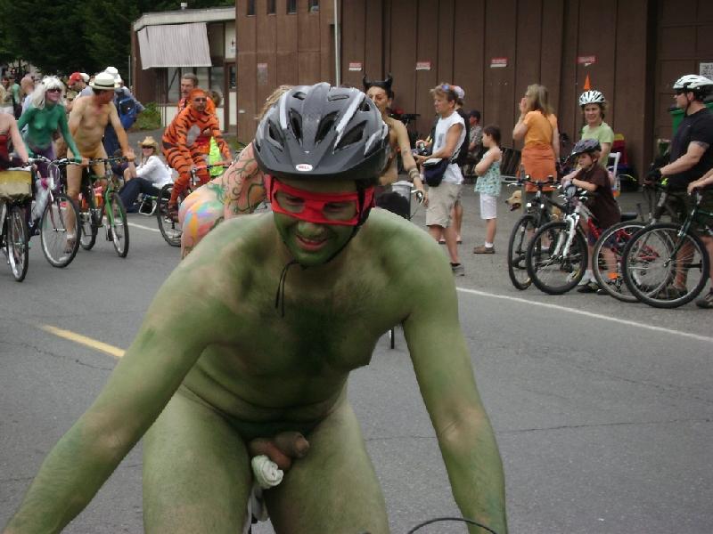 Mr nude seattle 2008