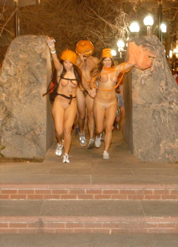 Resultado de imagen para naked pumpkin run